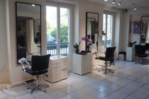 rénovation mobilier de coiffure