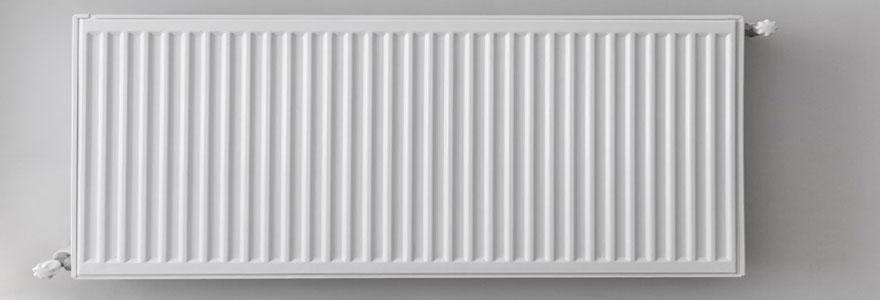 Le fonctionnement d'un radiateur électrique à inertie