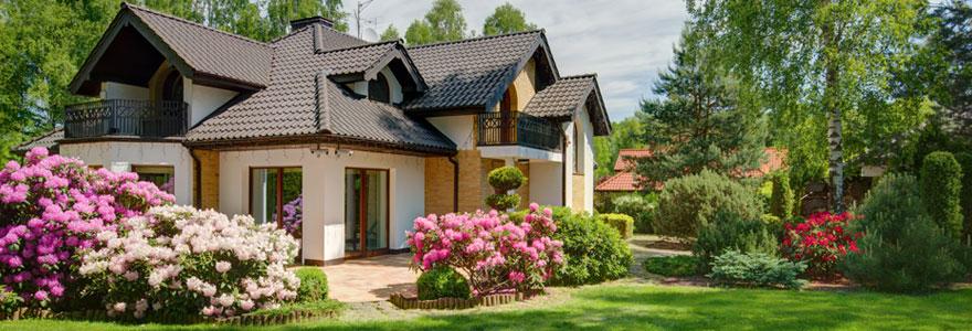 Modèle de maison à construire