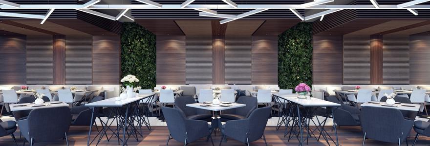 architecte restaurant