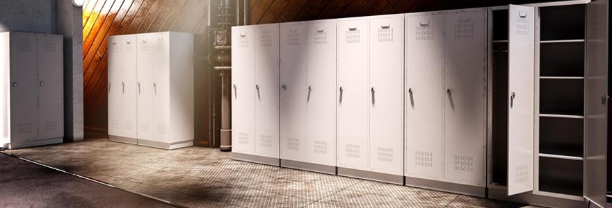 armoire vestiaire