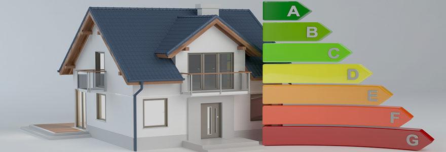 Efficacité énergétique maison